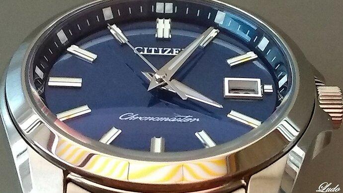 citizen - chronomaster AQ4030-51L