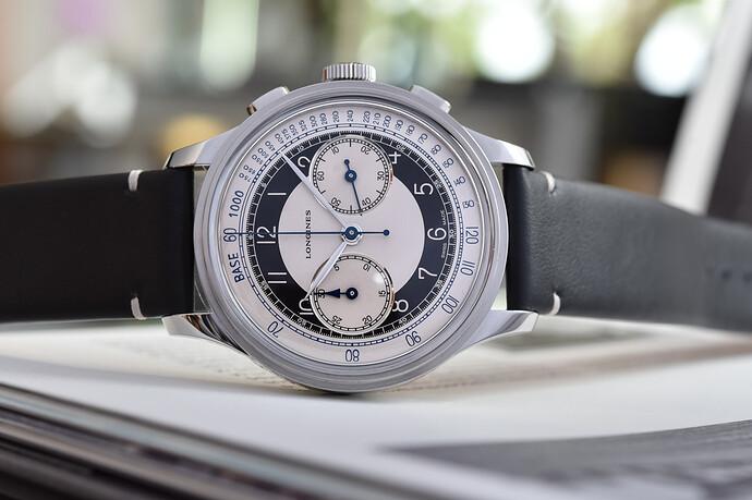 Longines-Heritage-Classic-Tuxedo-Chronograph-L2.830.4.93.0-review-9