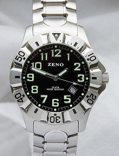 Zeno 20 Atm Quartz