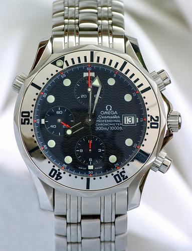 Omega seamaster professional chronometer 300 m