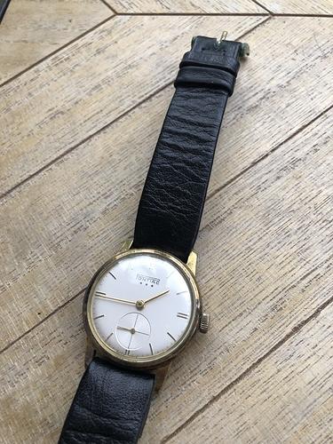 Horloge opa 2