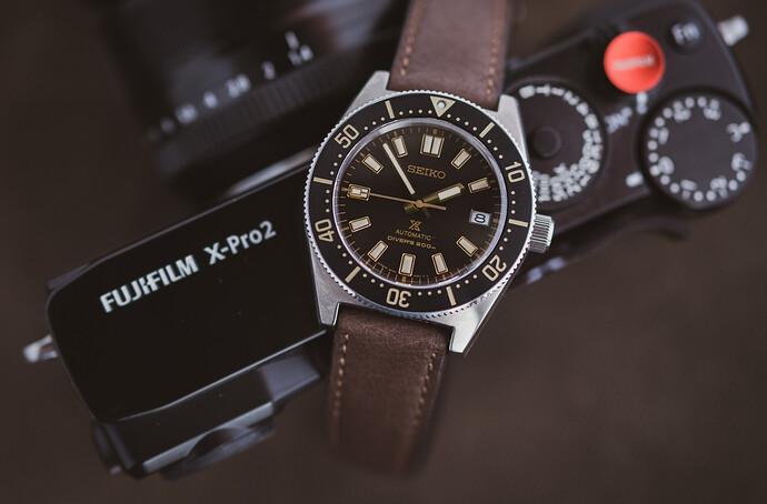Seiko & Fujifilm