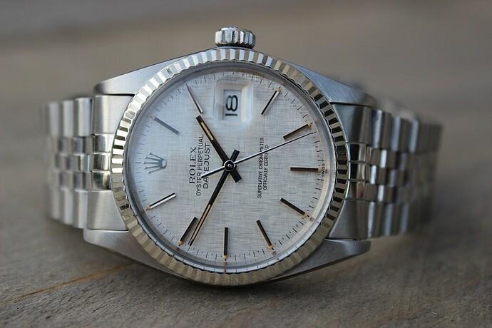 Rolex Datejust 16014 3