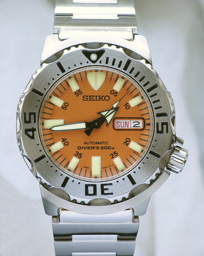 Seiko Monster Aut 200 m Gen 1
