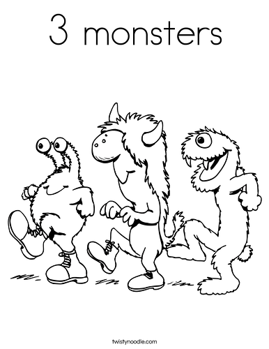3-monsters_coloring_page