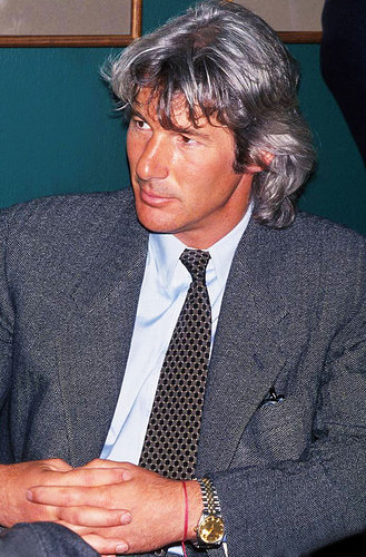 Richard-Gere-Rolex-Datejust