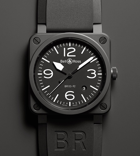 Bell&Ross-BR03-Ceramic blackmatt