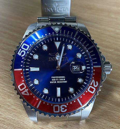 Invicta Pro Diver 22823 47 mm