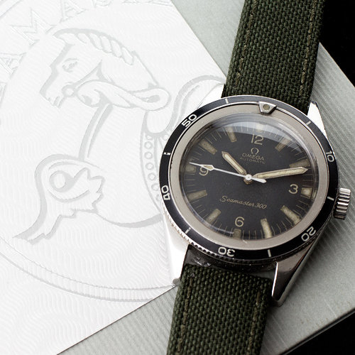 Amsterdam-Vintage-Watches-Omega-Seamaster-300-4-Watch-And-Certificate-SKU4175