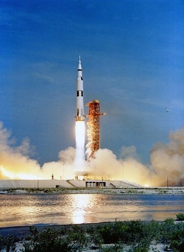 launch-of-apollo-11
