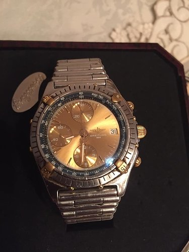 breitling front