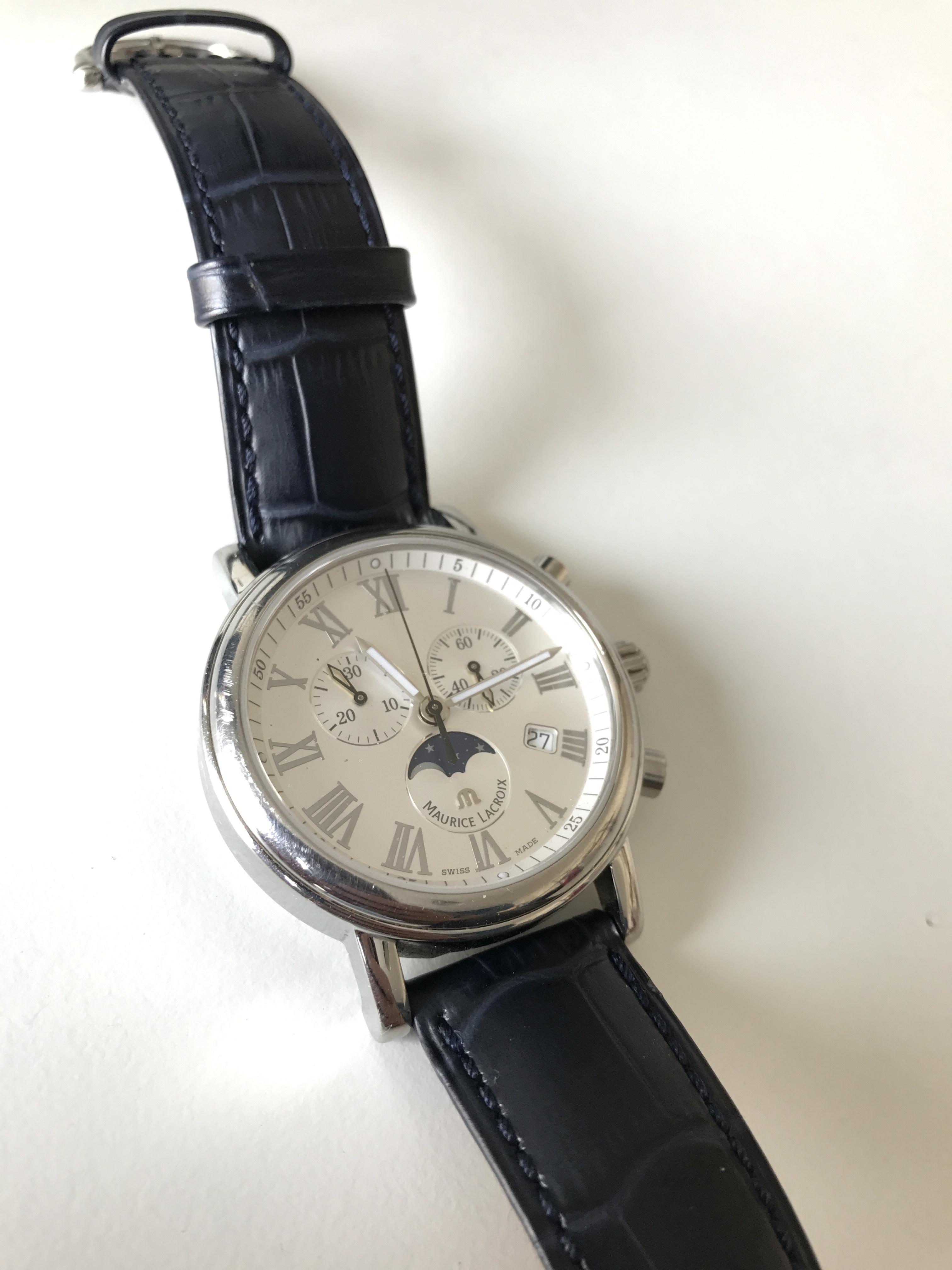 horloge werkt niet meer