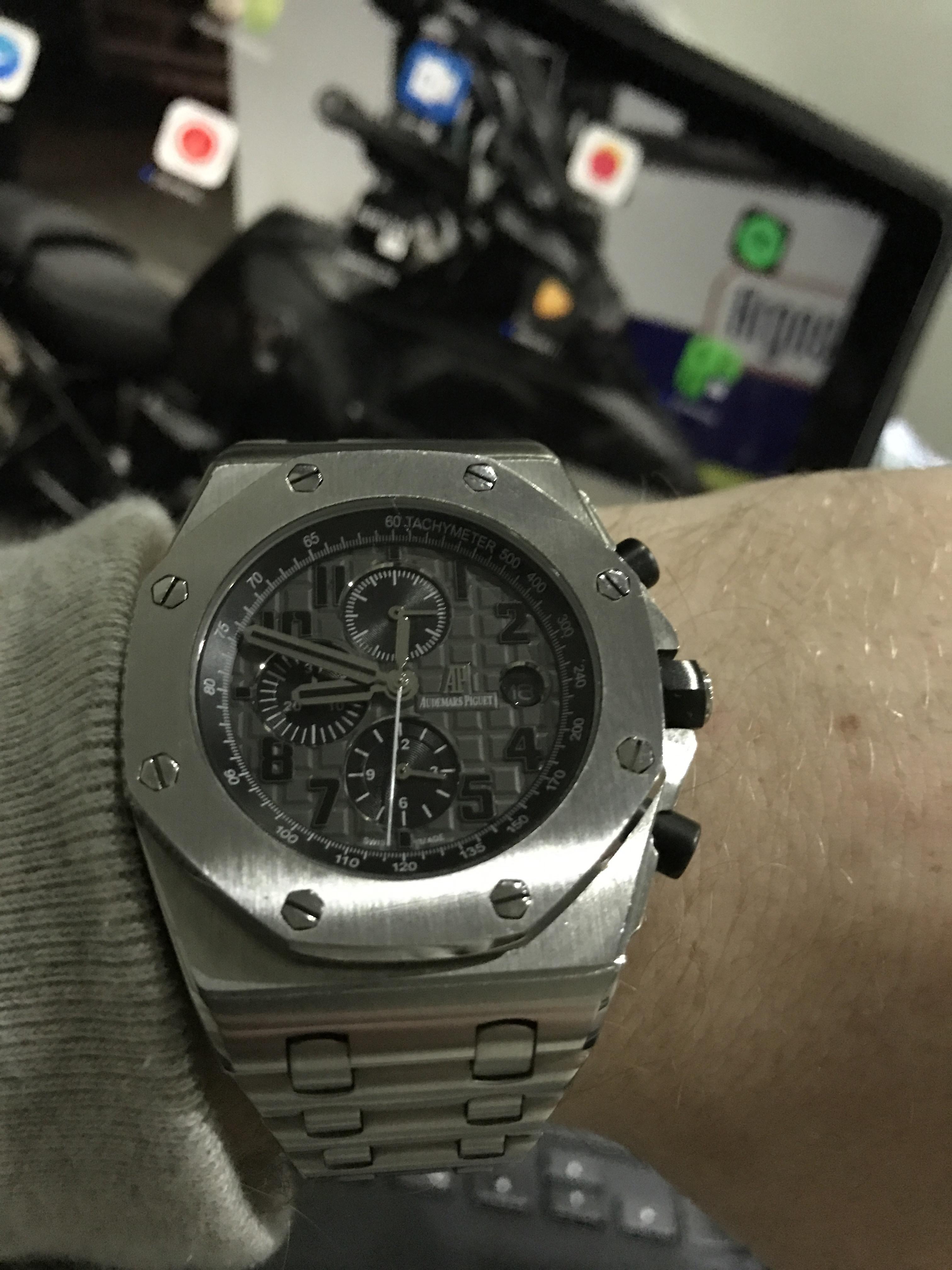 ap horloge limited edition