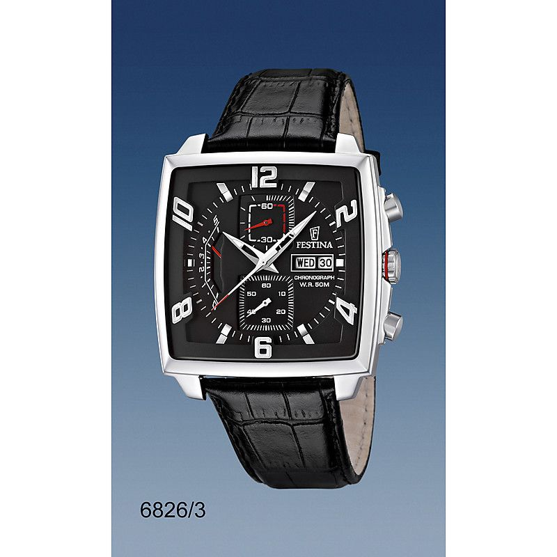 Wonderbaar EHBO: Vierkant horloge gezocht - Algemene Horlogepraat SM-08