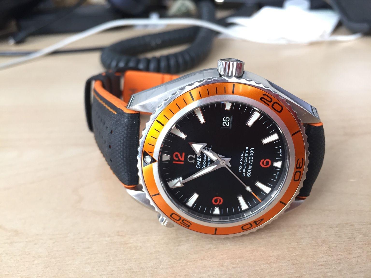 Welke band voor deze alpina? :open mouth:   algemene horlogepraat ...