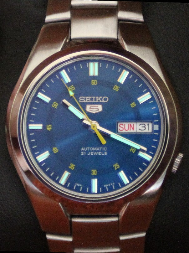 cheap for discount b4e28 322a3 Verkocht: Seiko 5 SNK615K1 (40 euro) - Horlogemarkt.nl ...