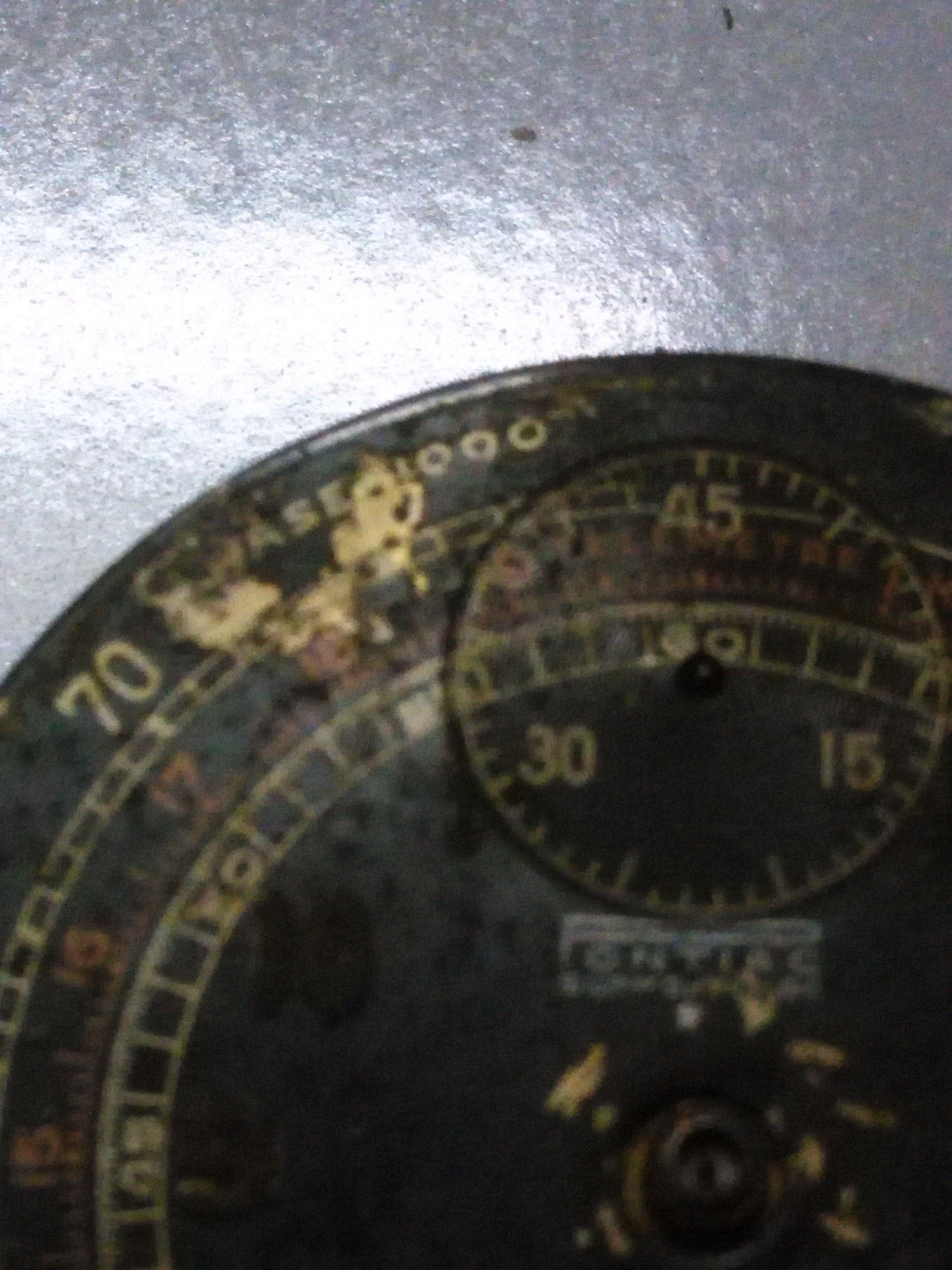 Nieuw en ineens wat vragen rond restauratie vintage horloges