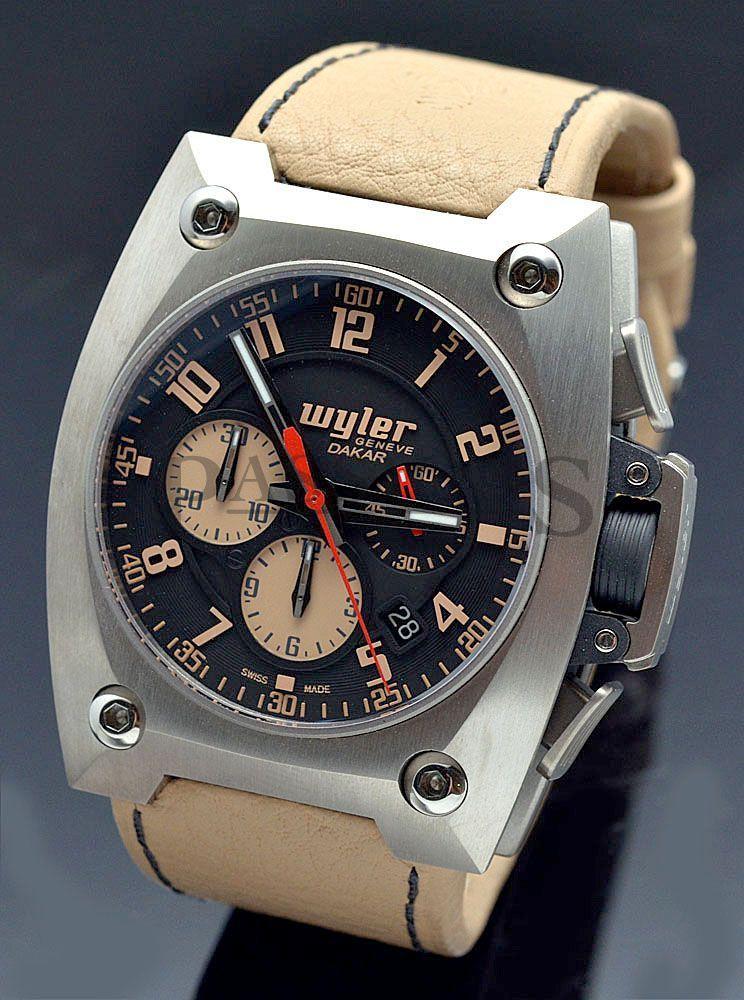 Wyler Code R Dakar 100 7 06