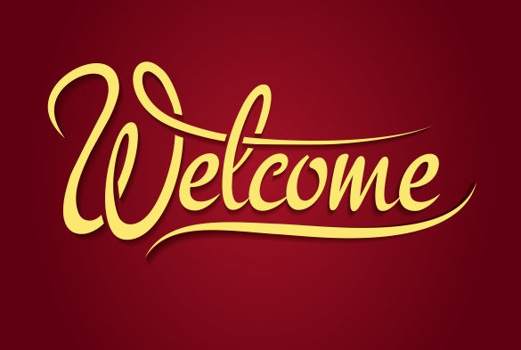 Decoration-Welcome-Banner-Template