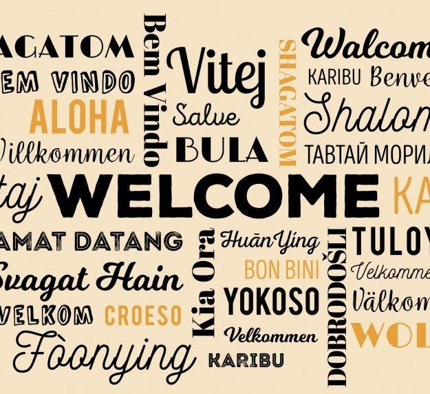 welkom-talen