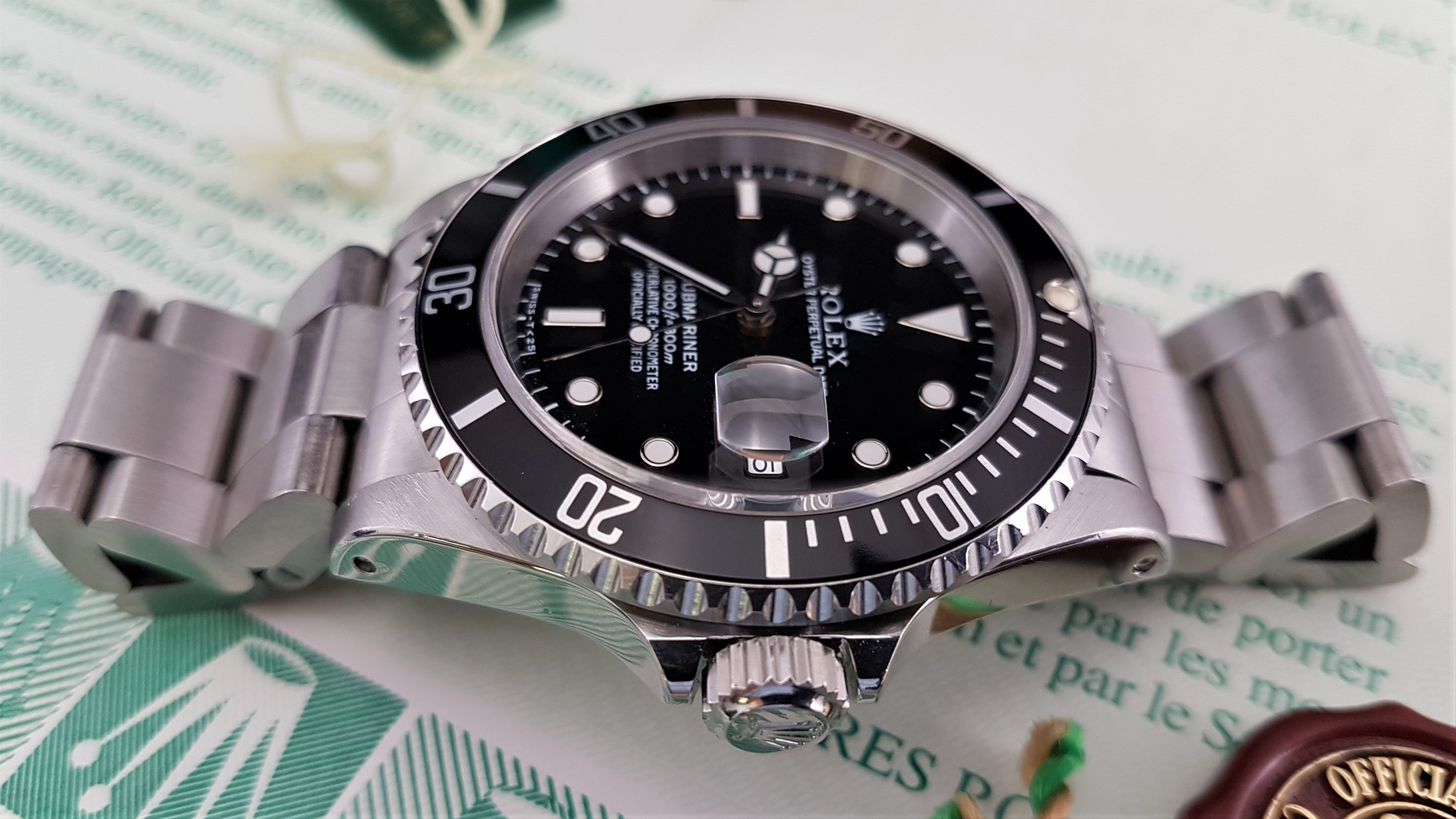 Rolex horloge dating serienummer ETH Startup Speed Dating