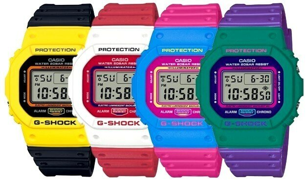 comfortable-bright-colored-g-shock-watches