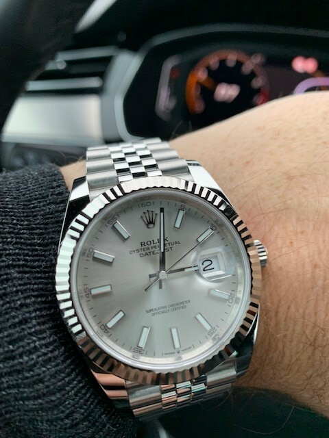 datejust silver