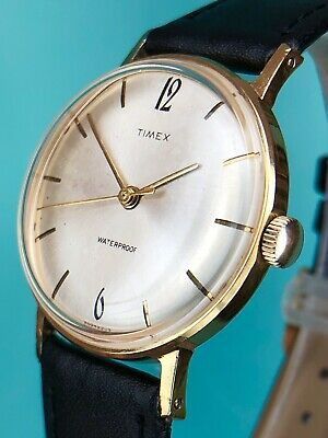 Vintage-Timex-Marlin-1963-Serviced-Running